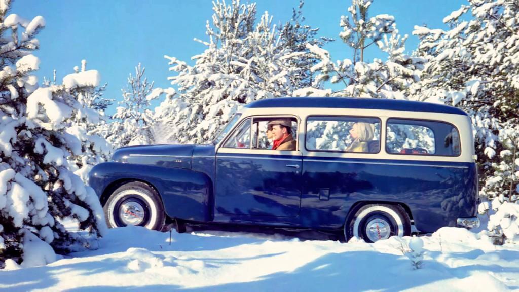 Volvo P210 1962
