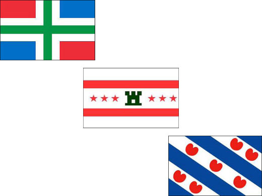 3-vlaggen