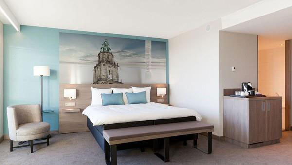 hotelkamer van der Valk Groningen-Hoogkerk